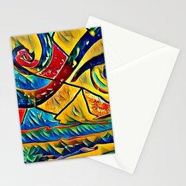 Eye in art Stationery Cards