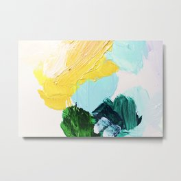 Palette No. Fourteen Metal Print