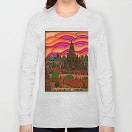 Myanmar Long Sleeve T-shirt
