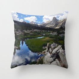 Fin Dome Throw Pillow