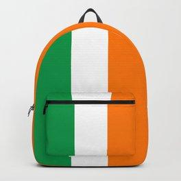 Flag of Ireland - Irish Flag Backpack