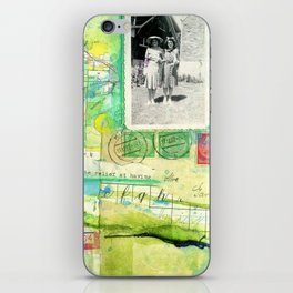 togther iPhone Skin