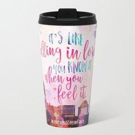 The Lovely Reckless - Like Falling in Love Travel Mug