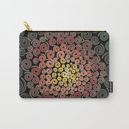 Colour Curls Carry-All Pouch