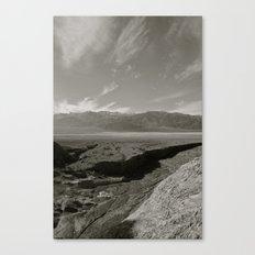 Beyond the Beyond Canvas Print