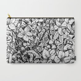 Poisonous Flowers Carry-All Pouch
