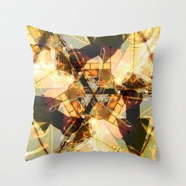 Directional Difficulties! Throw Pillow
