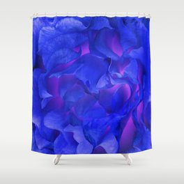 Flower Abstract 12 Shower Curtain
