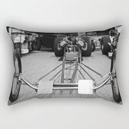 Dragster Rectangular Pillow