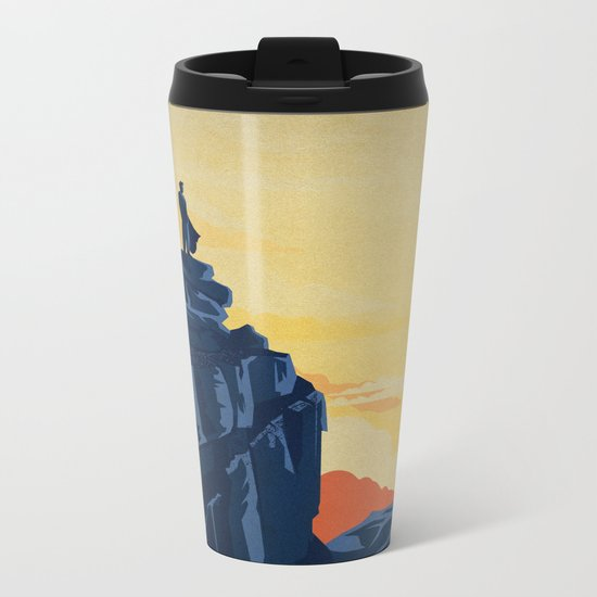 Another Day Metal Travel Mug