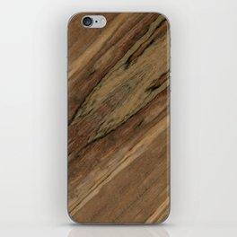 Etimoe Crema Wood iPhone Skin