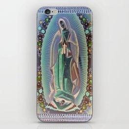 La Virgensita (3D) iPhone Skin