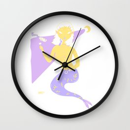 Try Me 2.0 Wall Clock