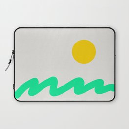 Abstract Landscape 07 Laptop Sleeve