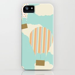 Away We Go iPhone Case