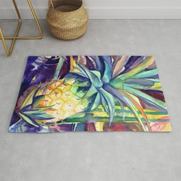 Kauai Pineapple 4 Rug