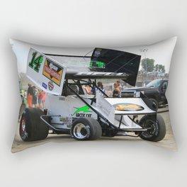 Motor Heat 3 Rectangular Pillow