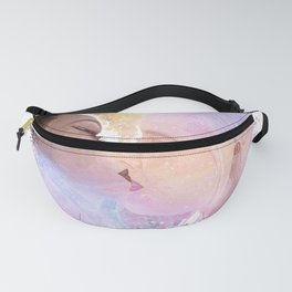 Rainbow Witch Kisses Fanny Pack