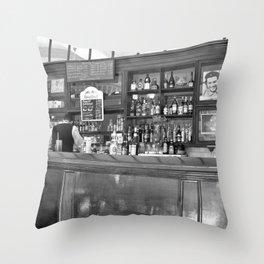 Bar in Old Havana, Cuba Throw Pillow