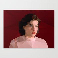 Audrey Horne Canvas Print