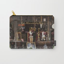 La Maison du Roy  //  France Carry-All Pouch