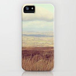 Cotton Wool Sky iPhone Case