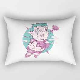 Welp... Ya Blew it (alternate 3) Rectangular Pillow