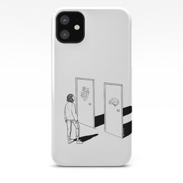 One or The Other iPhone Case