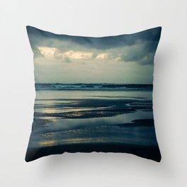 Seascape 2 Throw Pillow