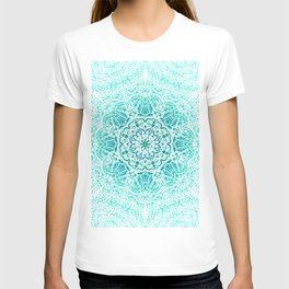 Mehndi Ethnic Style G344 T-shirt
