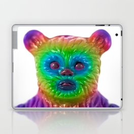 Neon Ewok Laptop & iPad Skin