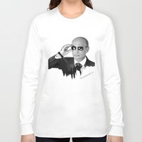 putin Long Sleeve T-shirts featuring Putin by Valentina
