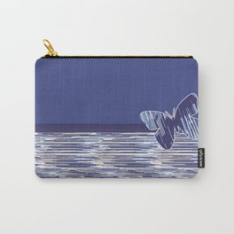 Butterfly. Carry-All Pouch