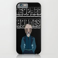 Leopard Holmes iPhone 6s Slim Case