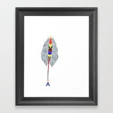 P.O.S. Framed Art Print