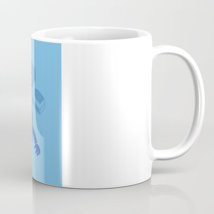 Button Mashing: Victim-less Crime? Coffee Mug