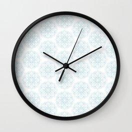 pattern2 Wall Clock