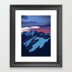 Natural I Framed Art Print