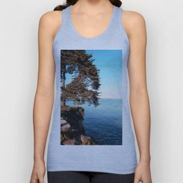 Cliffs Unisex Tank Top