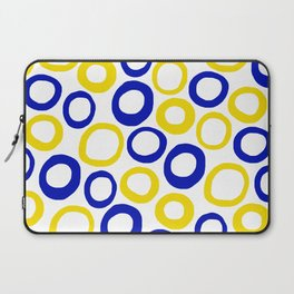 Calamari Hoops 01 Laptop Sleeve
