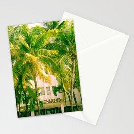 Art Deco Miami Beach #17 Stationery Cards