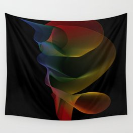 Light Refracted Wall Tapestry