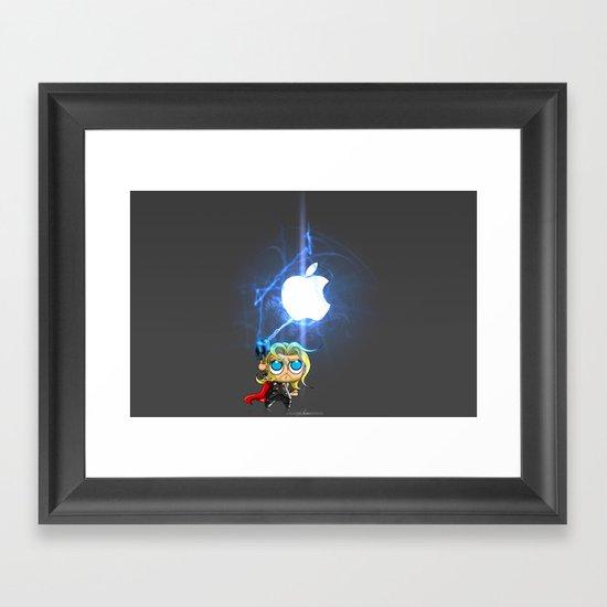 Thor....Nano Framed Art Print