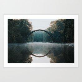 The Devil's Bridge - Landscape and Nature Photography Art Print
