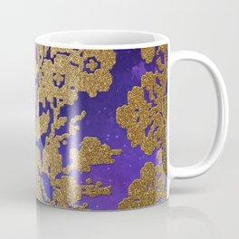 Golde Lace in the Night Sky Coffee Mug
