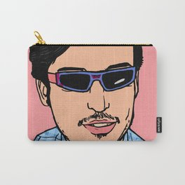 Filthy Frank Sticker Pink Guy Face Joji Portrait Carry-All Pouch