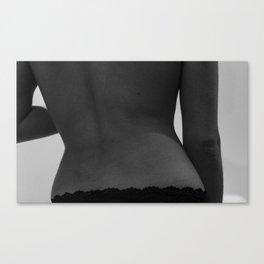 Shapes and Shadows Canvas Print
