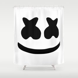 Marshmallow Shower Curtain