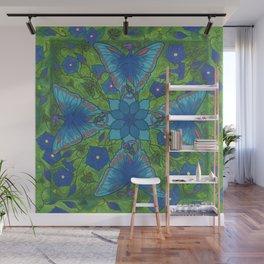Dragondala Summer Wall Mural