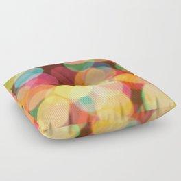 Bokehful Floor Pillow
